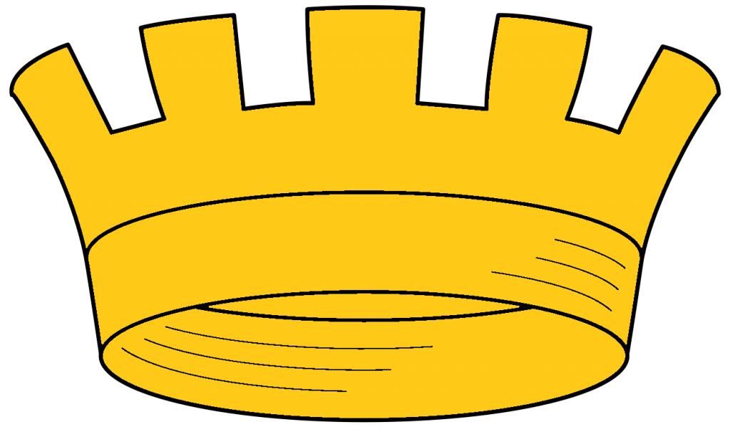 Embattled Crown of Count/Earl